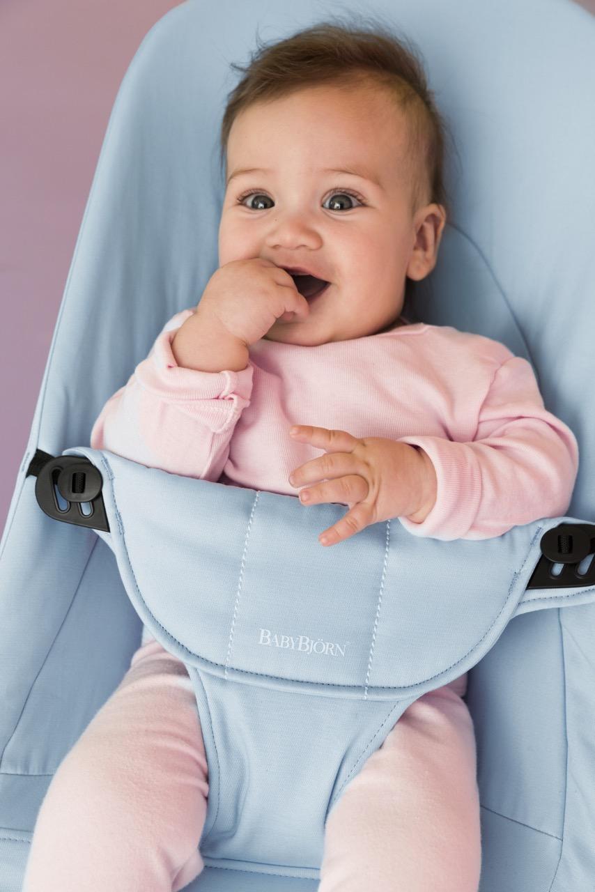 babywippe balance soft ice cream collection blaue minze. Black Bedroom Furniture Sets. Home Design Ideas